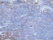 υπόβαθρα πετρών τεχνητός μπλε ελαφρύς τοίχος πετρών Στοκ φωτογραφία με δικαίωμα ελεύθερης χρήσης