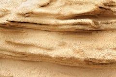 Υπόβαθρο άμμου Hill Στοκ Εικόνες