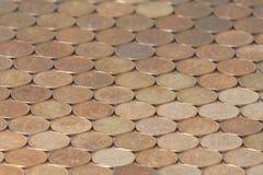 Υπόβαθρο έξι νομισμάτων στοκ εικόνες με δικαίωμα ελεύθερης χρήσης