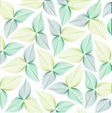 Υπόβαθρο ή σύσταση με τα φύλλα Στοκ εικόνα με δικαίωμα ελεύθερης χρήσης