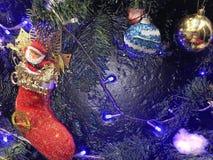 Υπόβαθρο ή ταπετσαρία Χαρούμενα Χριστούγεννας Στοκ Φωτογραφίες