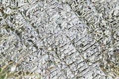 Υπόβαθρο αλουμινίου sparkly Στοκ εικόνα με δικαίωμα ελεύθερης χρήσης