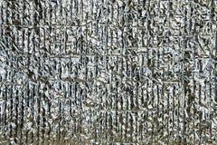 Υπόβαθρο αλουμινίου sparkly Στοκ Φωτογραφίες