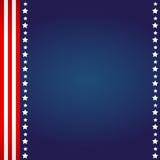 Υπόβαθρο αμερικανικών σημαιών Στοκ εικόνες με δικαίωμα ελεύθερης χρήσης
