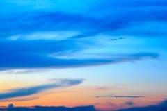 Υπόβαθρο ανατολής, φως ξημερωμάτων, ο φυσικός Στοκ εικόνα με δικαίωμα ελεύθερης χρήσης