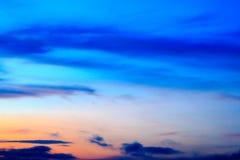 Υπόβαθρο ανατολής, φως ξημερωμάτων, ο φυσικός Στοκ εικόνες με δικαίωμα ελεύθερης χρήσης