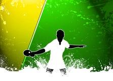Υπόβαθρο αντισφαίρισης Στοκ Εικόνα