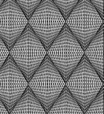 Υπόβαθρο από τα γραπτά rhombs Στοκ φωτογραφία με δικαίωμα ελεύθερης χρήσης
