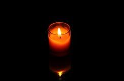 Υπόβαθρο αρώματος φλογών κεριών Στοκ φωτογραφίες με δικαίωμα ελεύθερης χρήσης