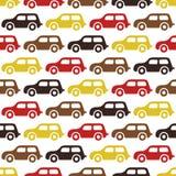 Υπόβαθρο αυτοκινήτων Doodle Στοκ εικόνες με δικαίωμα ελεύθερης χρήσης