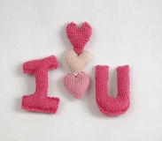 Υπόβαθρο βαλεντίνων, καρδιά αγάπης, ημέρα βαλεντίνων, diy Στοκ Εικόνα