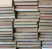 Υπόβαθρο βιβλίων βιβλιοθήκη Στοκ φωτογραφία με δικαίωμα ελεύθερης χρήσης