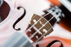 Υπόβαθρο βιολιών Στοκ Φωτογραφίες