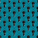 Υπόβαθρο βουρτσών ξυρίσματος Στοκ εικόνα με δικαίωμα ελεύθερης χρήσης