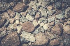 Υπόβαθρο βράχων Στοκ Εικόνες