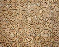 Υπόβαθρο για την ασιατική ασιατική ξύλινη διακόσμηση Στοκ φωτογραφίες με δικαίωμα ελεύθερης χρήσης