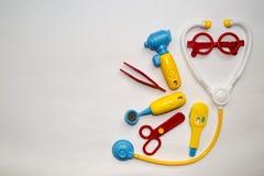 Υπόβαθρο για την υγεία, τη θεραπεία και την ιατρική για τα WI παιδιών Στοκ Εικόνα