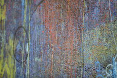 Υπόβαθρο γκράφιτι Στοκ Εικόνες