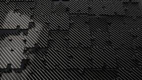 Υπόβαθρο γρίφων άνθρακα Στοκ εικόνα με δικαίωμα ελεύθερης χρήσης