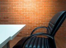 Υπόβαθρο γραφείων εργασιακών χώρων Στοκ Φωτογραφίες