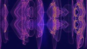 Υπόβαθρο γραφικής παράστασης κινήσεων γεωμετρικός διανυσματική απεικόνιση