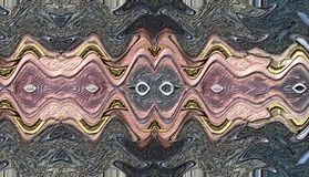 Υπόβαθρο γραφικής παράστασης κινήσεων γεωμετρικός Στοκ Φωτογραφίες