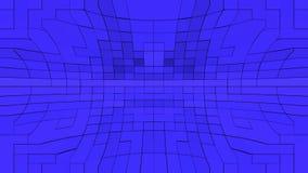 Υπόβαθρο γραφικής παράστασης κινήσεων γεωμετρικός Στοκ Φωτογραφία