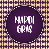Υπόβαθρο διακοπών της Mardi Gras Διανυσματικό πρότυπο EPS10 Στοκ εικόνες με δικαίωμα ελεύθερης χρήσης