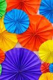 Υπόβαθρο εγγράφου χρώματος Στοκ φωτογραφίες με δικαίωμα ελεύθερης χρήσης