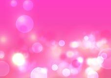 Υπόβαθρο επαγγελματικών καρτών - ροζ στοκ εικόνες