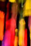 Υπόβαθρο ελαφριών αποτελεσμάτων, αφηρημένο ελαφρύ υπόβαθρο, ελαφριά διαρροή Στοκ Εικόνα