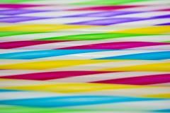 Υπόβαθρο ζωηρόχρωμα tubules στοκ φωτογραφίες με δικαίωμα ελεύθερης χρήσης