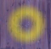 Υπόβαθρο ζωηρόχρωμο ο παλαιός ξύλινος φράκτης Στοκ Φωτογραφία
