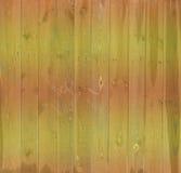 Υπόβαθρο ζωηρόχρωμο ο παλαιός ξύλινος φράκτης Στοκ Εικόνες