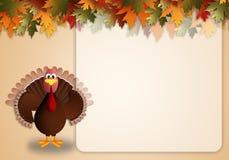 Υπόβαθρο ημέρας των ευχαριστιών διανυσματική απεικόνιση