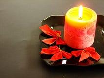 Υπόβαθρο θέματος Χριστουγέννων Στοκ εικόνα με δικαίωμα ελεύθερης χρήσης