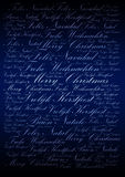 Υπόβαθρο διακοπών Χαρούμενα Χριστούγεννας απεικόνιση αποθεμάτων