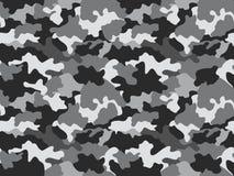 Υπόβαθρο κάλυψης στους γκρίζους τόνους, άνευ ραφής Στρατιωτική αφηρημένη γεωμετρική σύσταση μόδας απεικόνιση αποθεμάτων