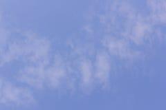 υπόβαθρο και σύσταση ουρανού Στοκ φωτογραφίες με δικαίωμα ελεύθερης χρήσης
