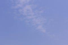 υπόβαθρο και σύσταση ουρανού Στοκ Φωτογραφίες