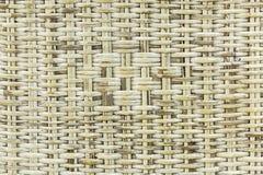 Υπόβαθρο καλαθοπλεχτικής μπαμπού στοκ εικόνα με δικαίωμα ελεύθερης χρήσης