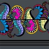 Υπόβαθρο καρδιών στην ημέρα βαλεντίνων ` s Άνευ ραφής σύσταση χρώματος στοκ εικόνες με δικαίωμα ελεύθερης χρήσης