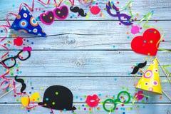 Υπόβαθρο καρναβαλιού Στοκ εικόνες με δικαίωμα ελεύθερης χρήσης