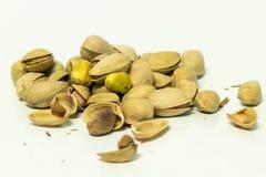 Υπόβαθρο καρυδιών φυστικιών στοκ φωτογραφία με δικαίωμα ελεύθερης χρήσης