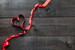 Υπόβαθρο καρδιών δώρων Στοκ Φωτογραφίες