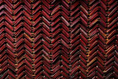 Υπόβαθρο κεραμιδιών στεγών Στοκ Εικόνες