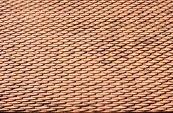 Υπόβαθρο κεραμιδιών στεγών Στοκ Φωτογραφίες