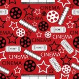 Υπόβαθρο κινηματογράφων Στοκ φωτογραφία με δικαίωμα ελεύθερης χρήσης