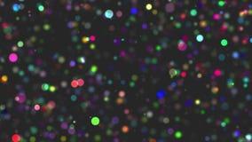 Υπόβαθρο κομμάτων μορίων φιλμ μικρού μήκους