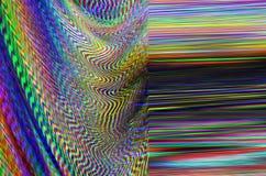 Υπόβαθρο κόσμου δυσλειτουργίας Παλαιό λάθος οθόνης TV Ψηφιακό αφηρημένο σχέδιο θορύβου εικονοκυττάρου Δυσλειτουργία φωτογραφιών Τ Στοκ Φωτογραφίες
